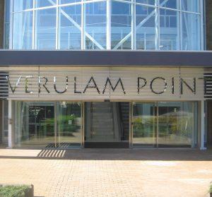 Verulam Point