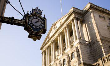 Bank of England lunch