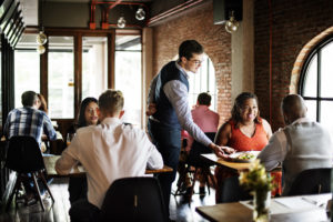 Customer tipping survey