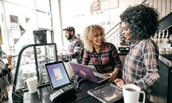 A digital hospitality business