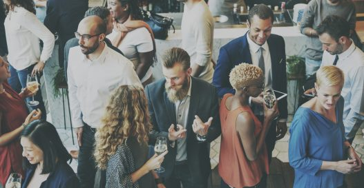 SALT corporate finance networking
