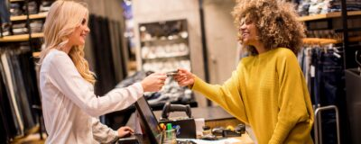 Small business confidence rises to positive territory for first time since 2018 as non-essential retail reopens