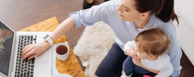 Government launches Shared Parental Leave and Pay portal for working families